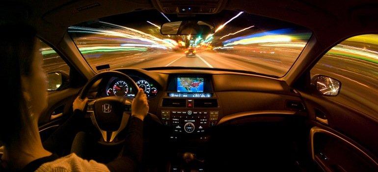4 съвета как да шофираме безопасно, докато навън е тъмно