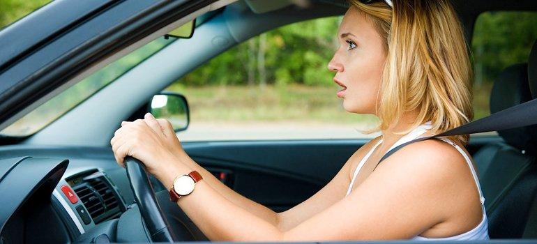 Как бързо да преодолеем страха от шофиране