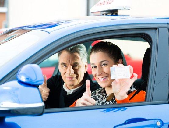 Успешен шофьорски курс